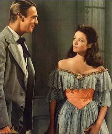 De qui Gene Tierney est-elle la reine selon le titre de ce western d'Irving Cummings sorti en 1941 ?