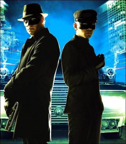 Comment s'intitule ce film avec Seth Rogen, qui réinterprète le personnage du  Frelon Vert  ?