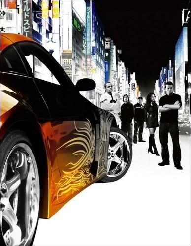 Dans quelle ville se déroule le troisième opus de la saga  Fast & Furious  ?