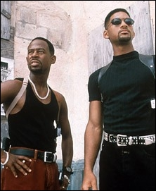 Quels acteurs interprètent les deux héros de  Bad Boys  ?