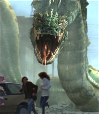 Dans quel film de dragons Jason Behr joue-t-il ?