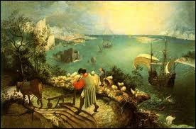 Art et mythologie : de qui Pieter Bruegel l'Ancien a-t-il peint la chute sur son célèbre tableau ?