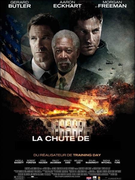 Cinéma : quel est le titre complet de ce film sorti en 2013 avec Morgan Freeman ?