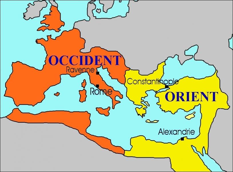 Histoire : à quand remonte la chute de l'Empire romain d'Occident ?