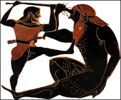 De quel proverbe a-t-on fait cette adaptation :  Au royaume des cyclopes, les borgnes sont aveugles  ?