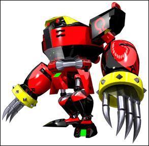 Qui est ce robot?
