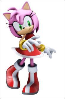 Qu'a t-elle en rapport avec Sonic?