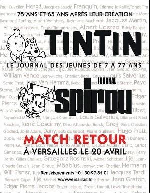 Quelles sont les grandes différences entre Tintin et Spirou ?