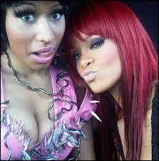 Quel est le titre de la chanson de Nicki Minaj & Rihanna ?