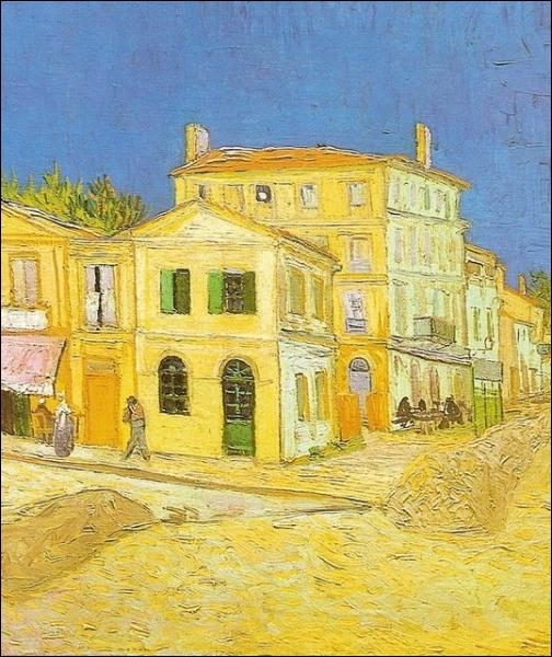 Chambre Jaune Van Gogh Description   Mobilier & Décoration