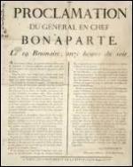 A la suite de quel coup de force Napoléon Bonaparte a-t-il instauré le Consulat en novembre 1799 ?