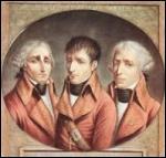 Le Consulat définitif, mis en place le 1er janvier 1800, est composé de 3 consuls nommés pour dix ans. Quel personnage politique n'en faisait pas partie ?
