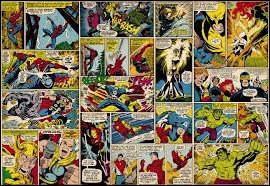 Quels sont les deux premiers super-héros ?