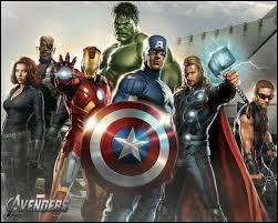 Quels sont les deux personnages de «Avengers» à avoir une certaine complicité ?