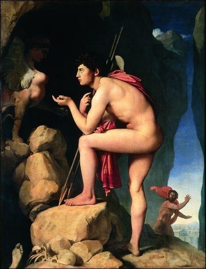 Qui résolut l'énigme du Sphinx ?
