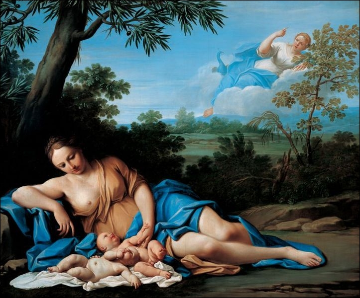 Qui est la m�re d'Apollon et Art�mis ?