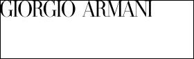 Où est le siège social de la marque Giorgio Armani ?