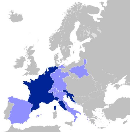 Les empires : du coup d'Etat du 18 brumaire an VIII au Premier Empire (1799-1815)