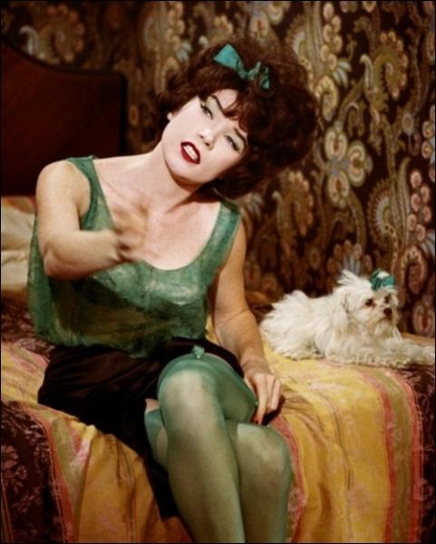 Quel est le film où Jack Lemmon est un proxénète et Shirley Mac Laine une prostituée