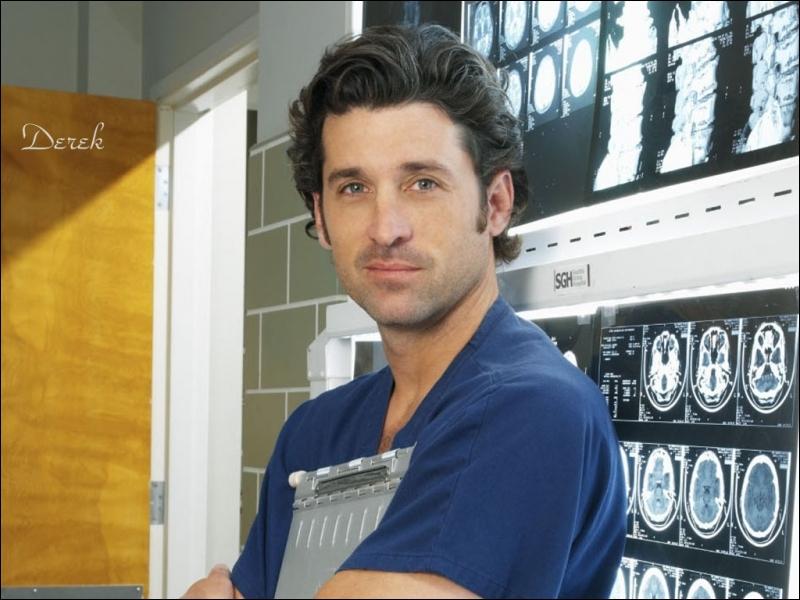 Qui opère Derek dans la saison 6 lorsqu'il se fait tirer dessus ?
