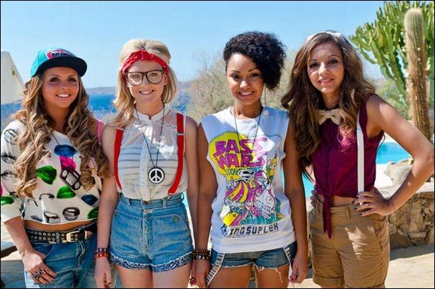 Le groupe a été formé grâce à l'émission X Factor 2011.