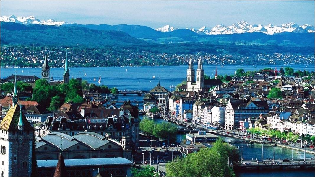suisse ville