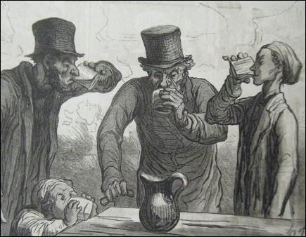 Van Gogh collectionnait les œuvres de ce caricaturiste célèbre, qu'il appréciait pour sa façon de représenter l'humain. De qui s'agit-il ?