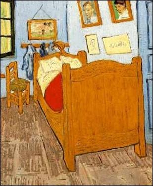 La CHAMBRE de Vincent  a toujours été l'un de ses tableaux dont il était le plus fier... Mais dans quel endroit se trouvait cette chambre ?