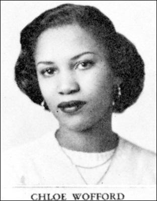Quelle femme (dont le vrai nom est Chloe Anthony Wofford) est une célèbre romancière, a reçu le prix Nobel de littérature en 1993, est le seul auteur afro-américain à avoir reçu cette distinction et dont les oeuvres décrivent la misère des Noirs aux États-Unis depuis le début du xxe siècle entre racisme, pauvreté et déchirement entre héritage culturel ancestral et modèle sociétal des blancs ?