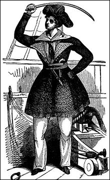 Quelle princesse de Scandinavie est devenue une pirate pour échapper à un mariage forcé avec le prince danois Alf et commandait un navire uniquement composé de femmes ?