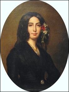 Quelle jeune femme a pu devenir écrivain malgré le fait que cette profession, pour les femmes, s'exerçait surtout en Angleterre, alors qu'en France elle était exclusivement réservée aux hommes ?