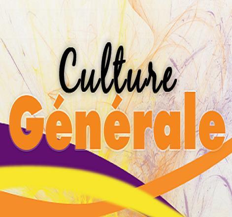 Culture générale (2)