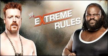 Sheamus vs Mark Henry : qui est le vainqueur ? (Strap match)