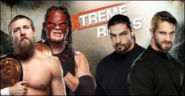 Team Hell No vs Roman Reigns & Seth Rollins : qui sont les vainqueurs pour les championnats par équipe ? (Tornado Tag Team match)