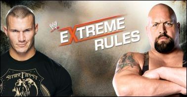 Randy Orton vs Big Show : qui est le vainqueur ? (Extreme Rules match)
