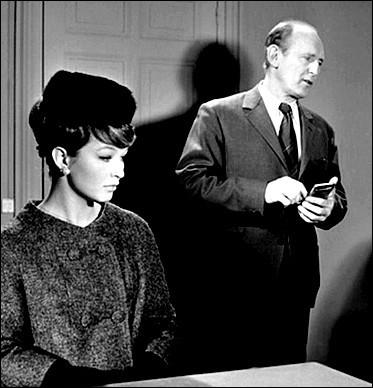 Quelle actrice interprétait Catherine Dupré, dans une enquête menée par le juge Dupré (Bourvil) dans le film  Les Bonnes causes  ?