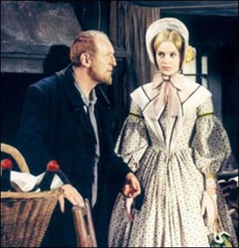 Elle incarnait  Cosette  dans la version du roman de Victor Hugo  Les Misérables  adaptée au cinéma par Jean-Paul Le Chanois en 1958 ... .