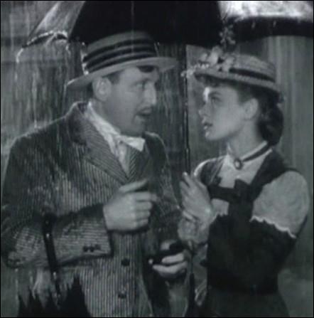 Elle est  Miquette , la jeune fille montant à Paris faire du théâtre dans ce film d'Henri-Georges Clouzot  Miquette et sa mère  ... . .