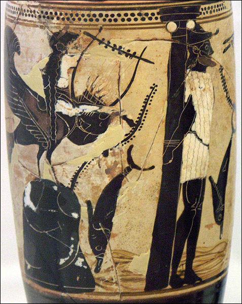 Comment s'appelait le père d'Ulysse ?
