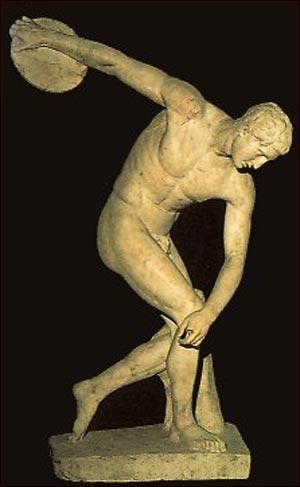 Qui a sculpté le Discobole ?