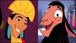 À l'origine, en quoi devait être transformé Kuzco ?