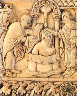 Le Moyen Âge à l'époque mérovingienne, de 481 à 752. Clovis, Ier roi des Francs imposa la royauté sur les terres qu'il occupe. Son règne s'inscrit durant la période suivante :