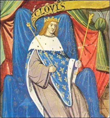 La dynastie mérovingienne initiée par Clovis s'imposera durant 271 ans.