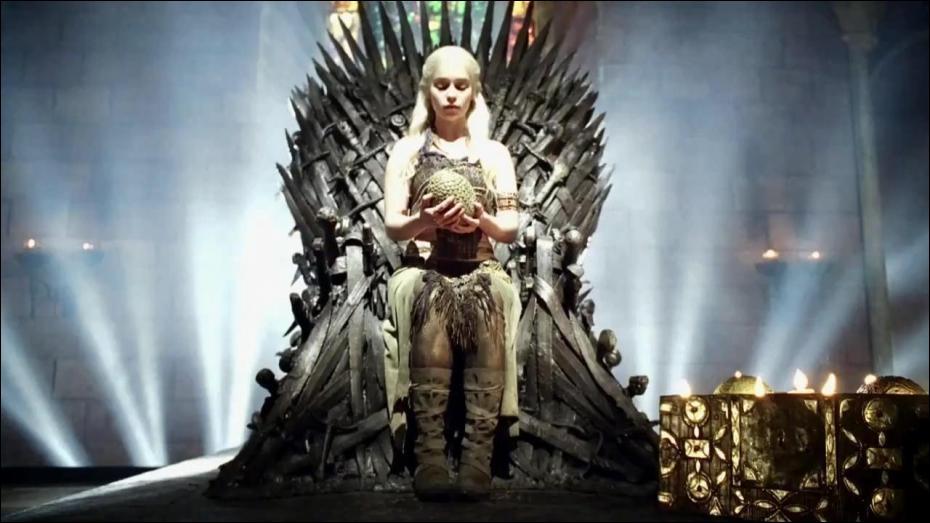 Combien y a-t-il eu de roi(s) Targaryen ?