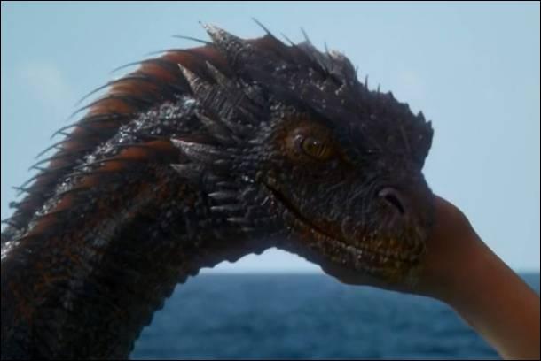 Sous le règne de quel roi les dragons ont-ils disparu ?