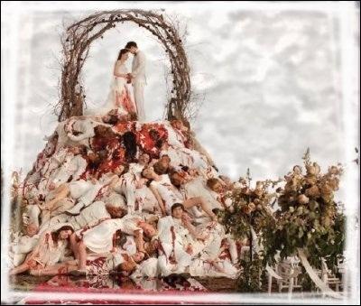 Quel rêve Bella fait-elle la veille de son mariage ?
