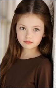 Comment s'appelle la fille de Bella ?