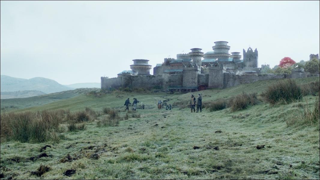 Quelle est la demeure de la Maison Stark ?
