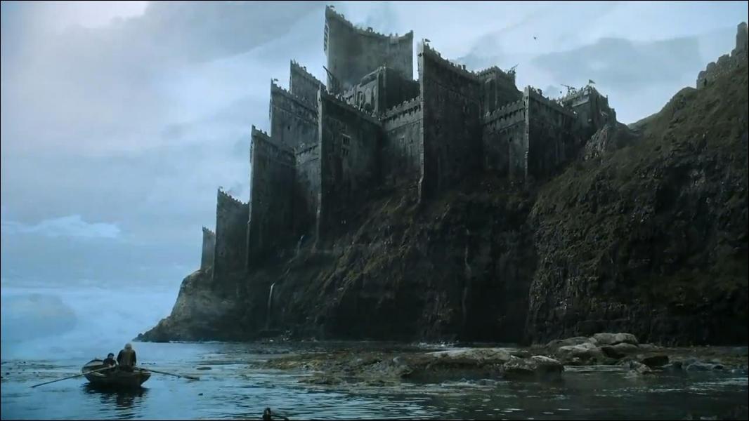 Quelle est la demeure de la Maison Targaryen ?