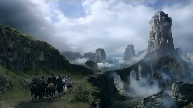 Quelles sont les demeures de la Maison Arryn ?